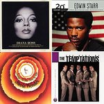 Motown Dance Party The 70s Tracklist