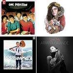 Today's Teen Pop Tracklist